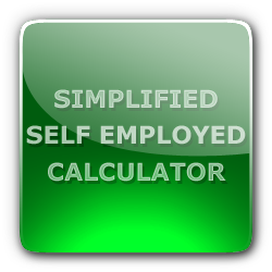 Tax calculator for self employed